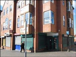 472 SF High Street Shop for Rent | Unit 4, Woden House, Wednesbury, WS10 7AG