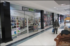 1,281 SF Shopping Centre Unit for Rent  |  Unit 69, Osborn Mall, Fareham, PO16 0PW