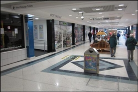 3,649 SF Shopping Centre Unit for Rent  |  Unit 67-68, Osborn Mall, Fareham, PO16 0PW