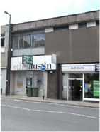 2,331 SF High Street Shop for Rent  |  24 Market Street, Longton, ST3 1BG