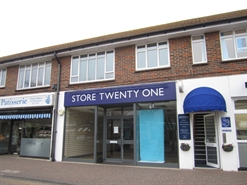 1,279 SF High Street Shop for Rent  |  138 The Street, Littlehampton, BN16 3DA