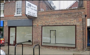 375 SF High Street Shop for Rent  |  2B Leyton Road, Harpenden, AL5 2TL