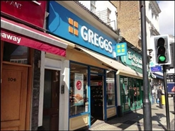 532 SF High Street Shop for Sale  |  102 North End Road, London, W14 9EX