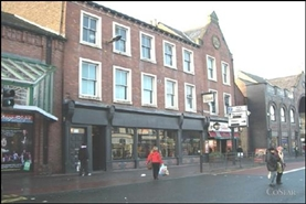 2,288 SF Shopping Centre Unit for Rent  |  81 - 85 Lowther Street, Carlisle, CA3 8ED