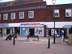 1,606 SF High Street Shop for Rent  |  140 High Street, Bromsgrove, B61 8ES