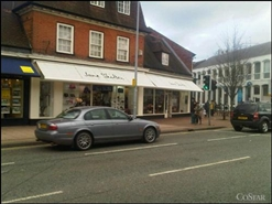 1,047 SF High Street Shop for Rent  |  2 - 4 Water Lane, Wilmslow, SK9 5AA