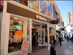 1,135 SF High Street Shop for Rent  |  6 Back Of The Inns, Norwich, NR2 1PT