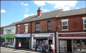 1,332 SF High Street Shop for Sale  |  66 Front Street, Nottingham, NG5 7EJ