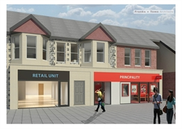 1,032 SF High Street Shop for Rent  |  91 93 Caerphilly Road, Cardiff, CF14 4AE