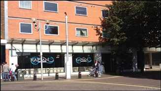 2,702 SF High Street Shop for Rent  |  Centreway Precinct, Ilford, IG1 1NE
