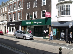 1,523 SF High Street Shop for Rent  |  121 High Street, Newport, PO30 1TP