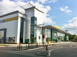 9,447 SF Out of Town Shop for Rent  |  Morrisons Retail Development, Birmingham, B26 3PD