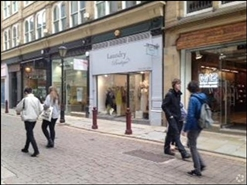 549 SF High Street Shop for Rent | 9 Police Street, Manchester, M2 7LQ