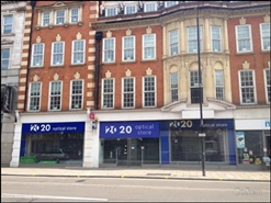 6,000 SF High Street Shop for Rent  |  216 - 217 Tottenham Court Road, London, WC1E 7EB