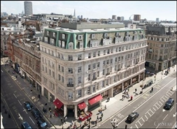 345 SF High Street Shop for Rent  |  Walmar House, London, W1B 3AR