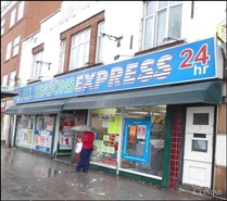 2,400 SF High Street Shop for Rent  |  173 - 175 High Street, Ilford, IG6 2AJ