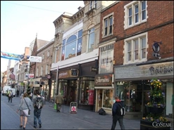 1,668 SF High Street Shop for Rent  |  Unit B, Leicester, LE1 6DP