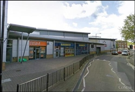 3,549 SF High Street Shop for Rent | 5 Old Station Way,, Yeovil, BA20 1NP