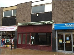 631 SF High Street Shop for Rent  |  49 West Gate, Mansfield, NG18 1RU