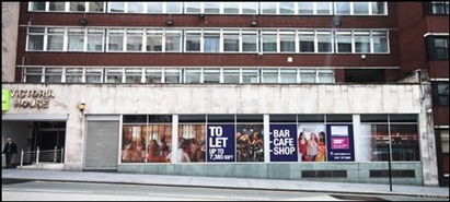 7,385 SF High Street Shop for Rent  |  Victoria House, Liverpool, L2 7NX