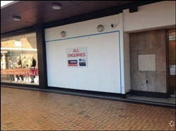 783 SF Shopping Centre Unit for Rent  |  Gracechurch Centre, Sutton Coldfield, B72 1PH