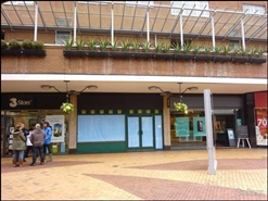 733 SF Shopping Centre Unit for Rent  |  Gracechurch Centre, Sutton Coldfield, B72 1PH
