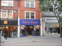 1,493 SF High Street Shop for Rent  |  152 High Street, Sutton, SM1 1LX
