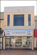 1,348 SF High Street Shop for Rent  |  68 High Street, Redcar, TS10 3DN
