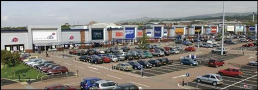 18,427 SF Retail Park Unit for Rent  |  Unit 1, Middlebrook Retail Park, Bolton, BL6 6JA