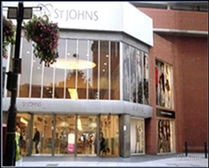 2,386 SF Shopping Centre Unit for Rent  |  Unit 10, St Johns Centre, Leeds, LS2 8LQ