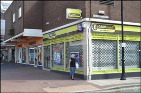 1,645 SF High Street Shop for Rent  |  Church Square Shopping Centre, St Helens, WA10 1NN