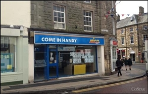 548 SF High Street Shop for Rent  |  2 Castle Street, Clitheroe, BB7 2BX