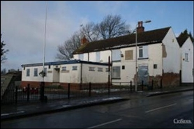 2,866 SF Out of Town Shop for Sale  |  Former Royal British Legion Club, Nottingham, NG12 5JW