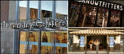 635 SF Shopping Centre Unit for Rent  |  Unit 29a, The Friary Shopping Centre, Guildford, GU1 4YW