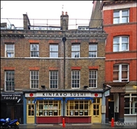2,153 SF High Street Shop for Rent  |  27 Lisle Street, London, WC2H 7BA