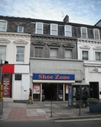 1,129 SF High Street Shop for Rent  |  67 Mutley Plain, Plymouth, PL4 6JH
