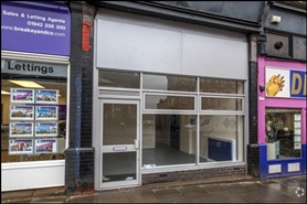 365 SF High Street Shop for Rent  |  41 Wallgate, Wigan, WN1 1BE