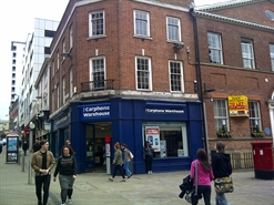 677 SF High Street Shop for Rent  |  56 Albion Street, Leeds, LS1 6AD