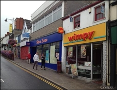 1,813 SF High Street Shop for Rent  |  59 - 61 Cardiff Road, Caerphilly, CF83 1FP