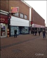 1,074 SF High Street Shop for Rent  |  22 George Street, Tamworth, B79 7LL