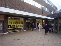 7,415 SF Shopping Centre Unit for Rent  |  Unit 1, Festival Place, Basingstoke, RG21 7LD