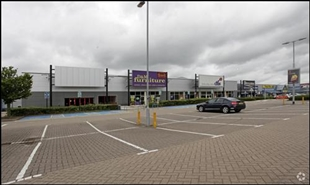 10,511 SF Retail Park Unit for Rent  |  Unit 2a, Meteor Retail Park, Derby, DE21 4SY