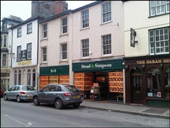 483 SF High Street Shop for Rent  |  49 High Street, Brecon, LD3 7AP