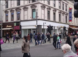 929 SF High Street Shop for Rent  |  116 Sauchiehall Street, Glasgow, G2 3DH