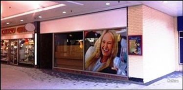 1,258 SF Shopping Centre Unit for Rent  |  Unit 2, The Malls Shopping Centre, Basingstoke, RG21 7HY