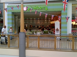 1,204 SF Shopping Centre Unit for Rent  |  Bluewater, U053 Upper Thames Walk (Pinkberry), Greenhithe, DA9 9SQ