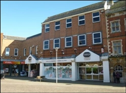 599 SF Shopping Centre Unit for Rent  |  Unit 4, Lindsey Centre, Gainsborough, DN21 2BP