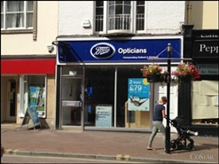 1,039 SF High Street Shop for Rent  |  5 North Street, Taunton, TA1 1LH
