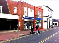 532 SF Shopping Centre Unit for Rent  |  27 St Andrews Street, Droitwich Spa, WR9 8HE