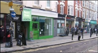 1,107 SF High Street Shop for Rent  |  36 George Street, Croydon, CR0 1PB